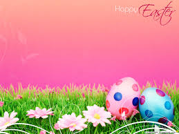 Pink easter