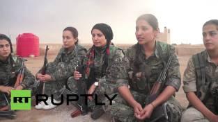 YPG women